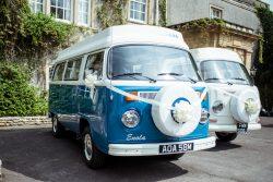 VW Campervan Somerset Holbrook Manor