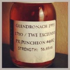 GlenDronach17yoTWE