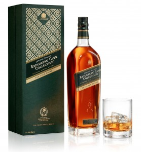 Johnnie Walker Explorers' Club Collection The Gold Route