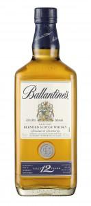Ballantine's 12 Bottle Shot