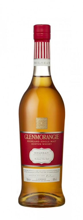 Glenmorangie Milsean Bottle Shot