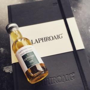 Laphroaig Lore Sample