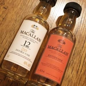 macallan 12yo double cask sample