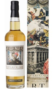 The Entertainer Compass Box