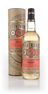 benrinnes 11 year old 2004 cask 10965 provenance douglas laing whisky