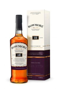 Bowmore 18 Year Old (Travel Retail)