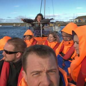 Findhorn Boat Trip