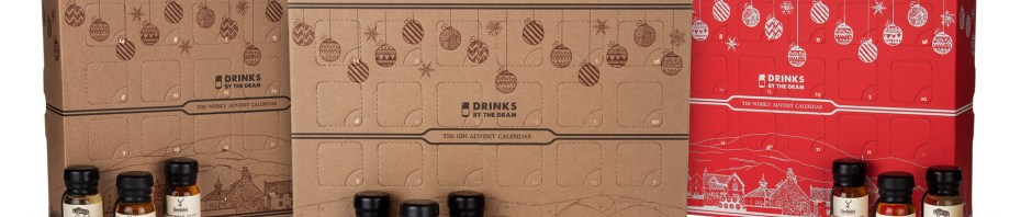 Drinks by the Dram's 2017 Advent Calendar selection