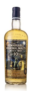 RRM with a Twist 10 Years Old Bottle