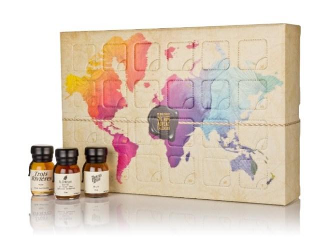 xmas 2018 world calendar