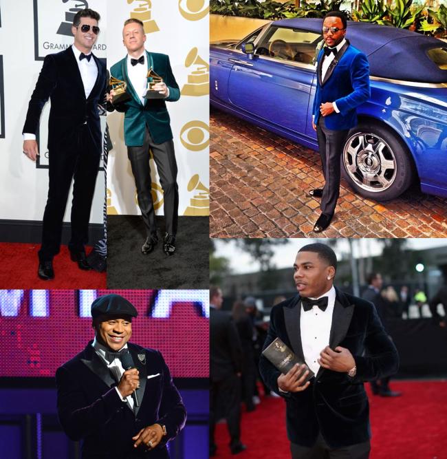 Grammys 2014 velvet