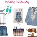 Wishlist Wednesday: Summer Blues