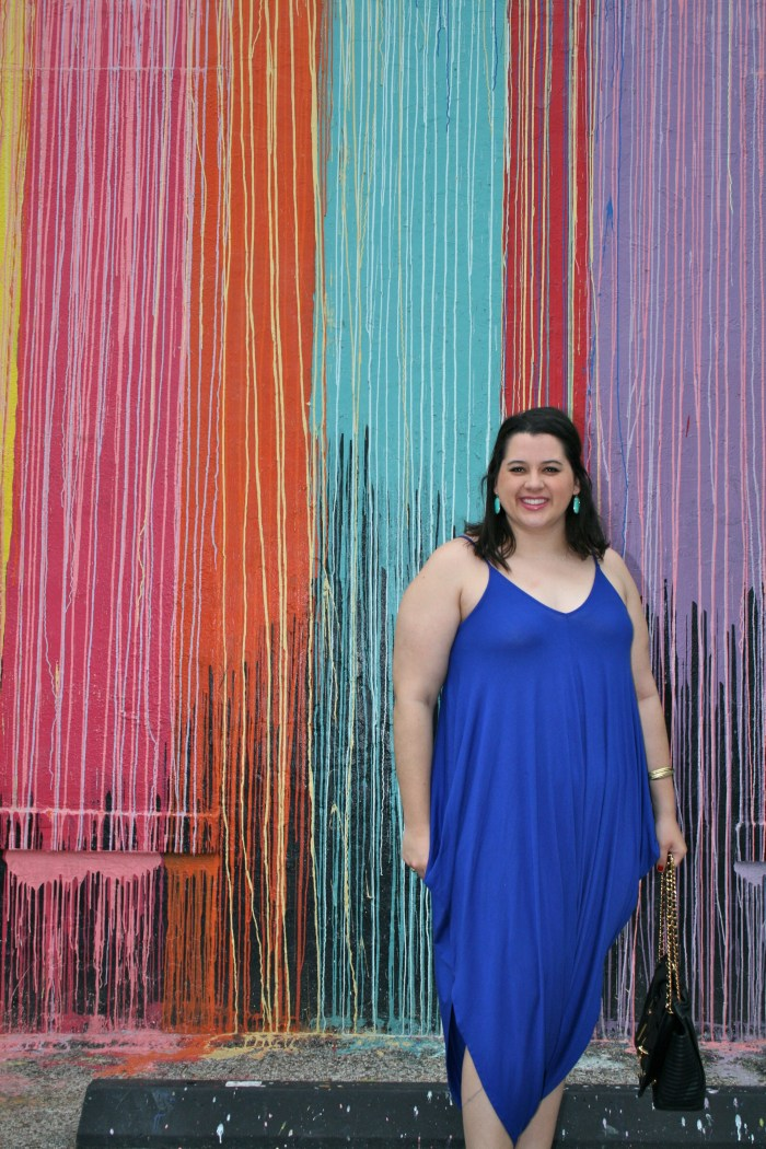 Jumpsuit (ing) out of my Comfort Zone + Giveaway