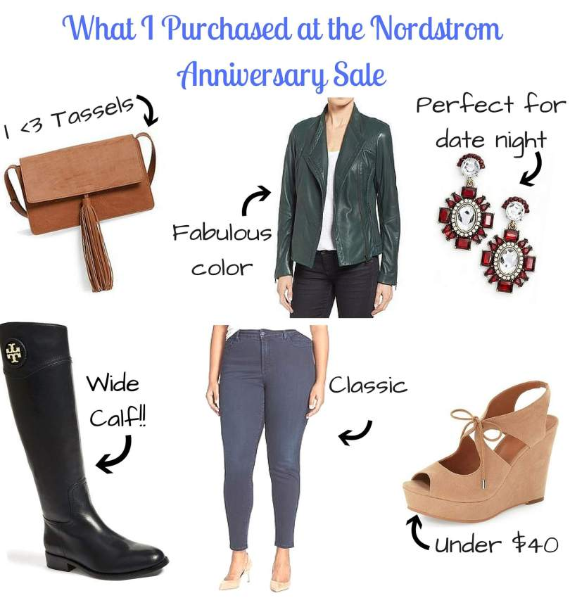Nordstrom Anniversary Sale | NSale | What I purchased from Nordstrom | Something Gold, Something Blue Curvy Fashion Blog