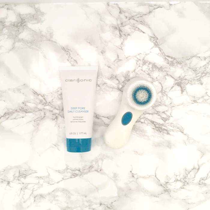 Traveling with my Clarisonic Cleansing Brush