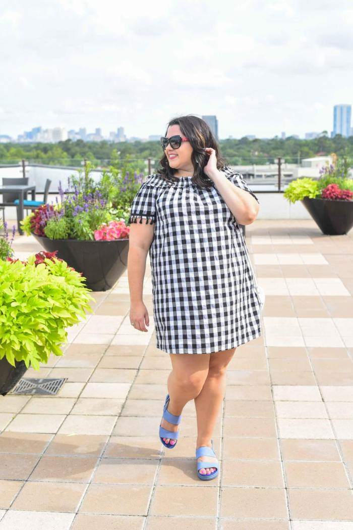 Gingham, Gingham and More Gingham