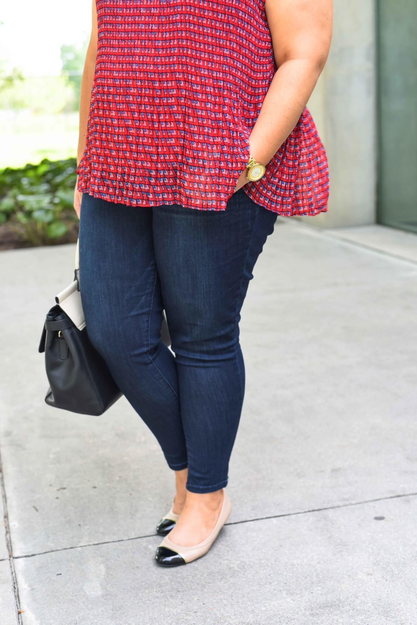 Wit & Wisdom Plus Size Jeans