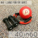 What I Learned from Pure Barre's 40 in 60