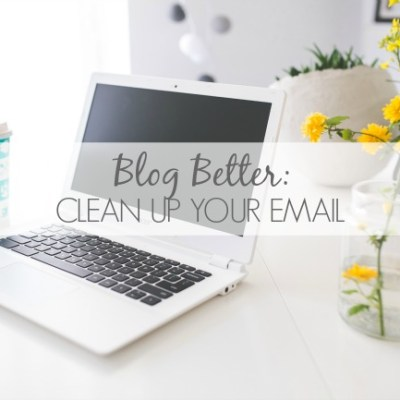 Blog Better: Email Filters