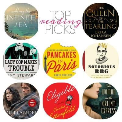 Sunday Book Club: Third Quarter Reading