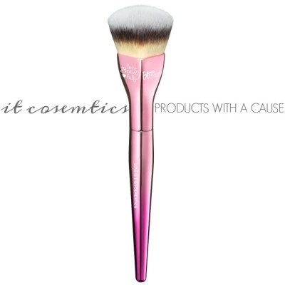 Products with a Cause: IT Cosmetics Brushes