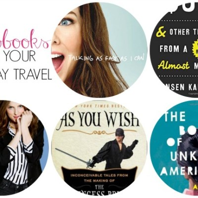 Audiobooks for Your Holiday Travel