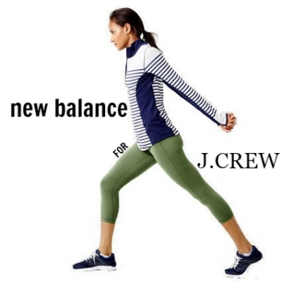Wednesday Wishlist: New Balance for J.Crew