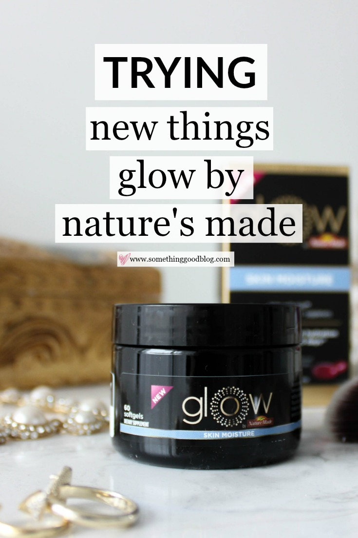 Glow by Nature Made® | Something Good