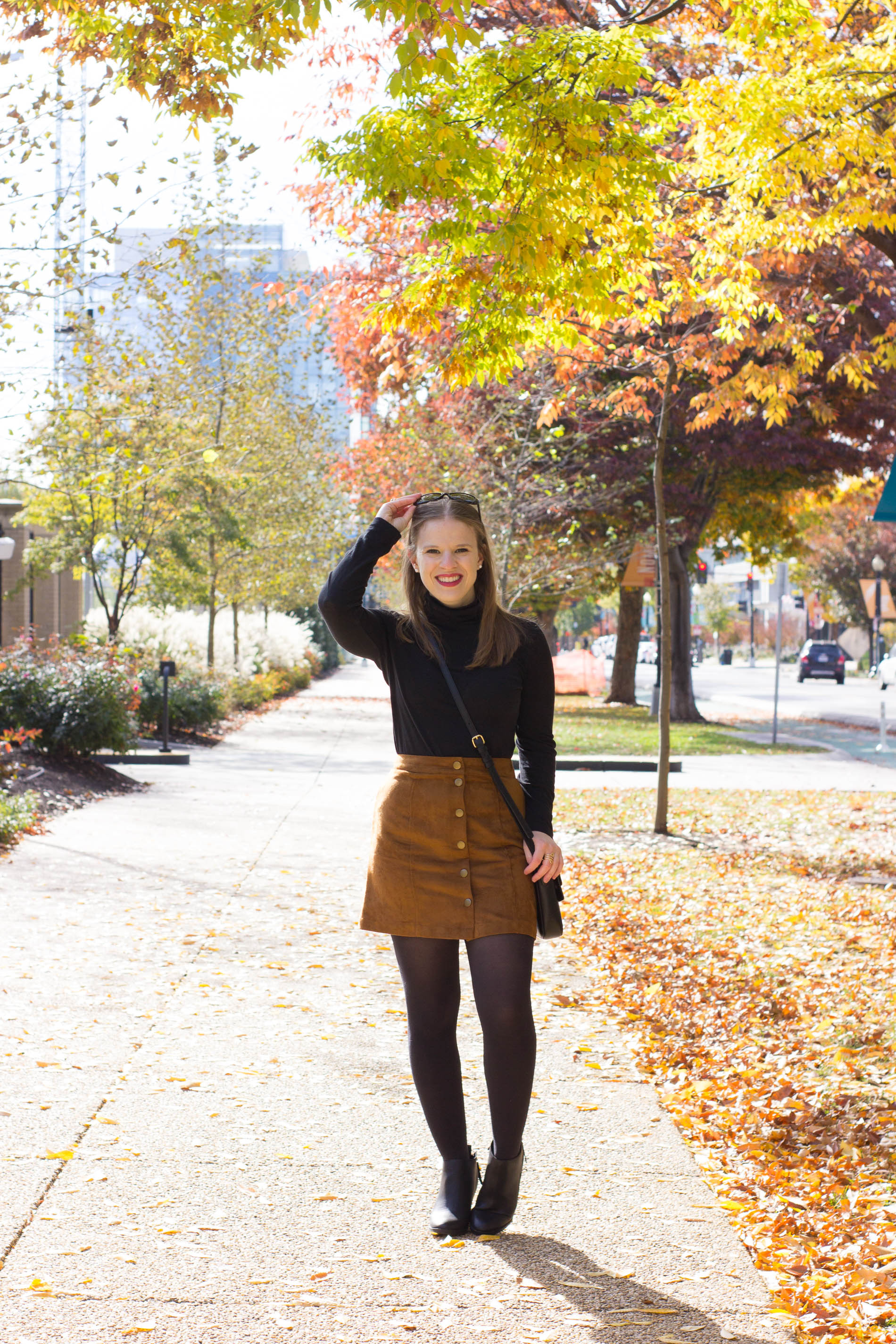 What Do You Wear to a Friendsgiving? | Something Good, @danaerinw ,