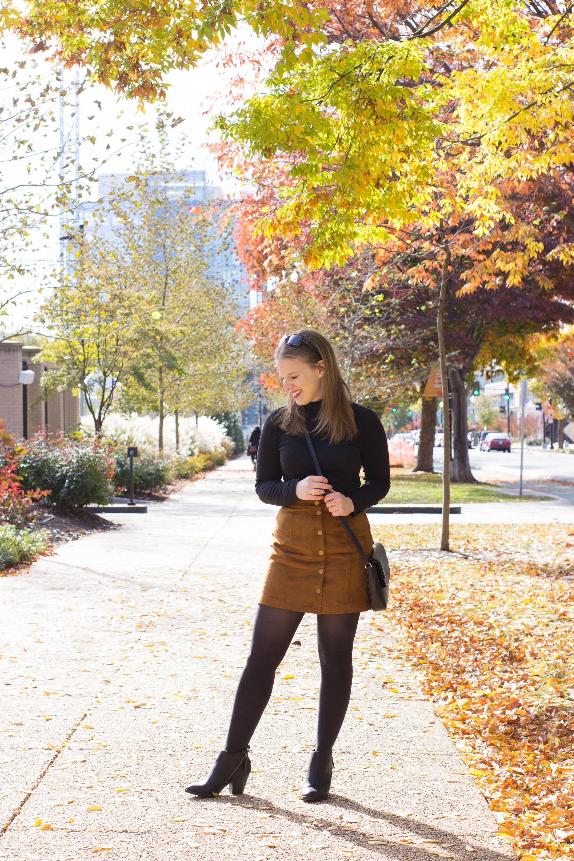 What to Wear to a Friendsgiving | Something Good, @danaerinw , thanksgiving, women's fashion