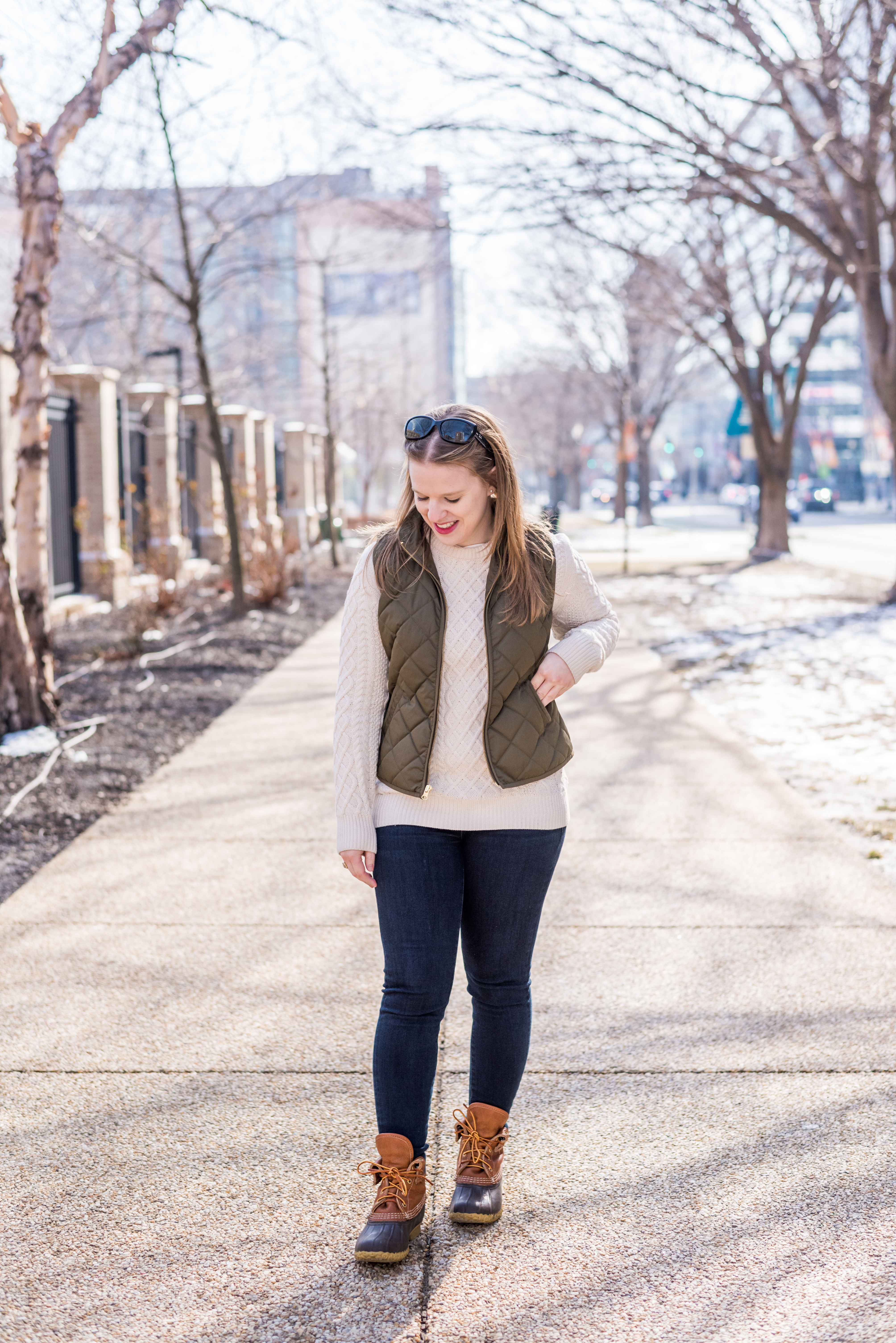 Style L.L. Bean Boots With Any Outfit