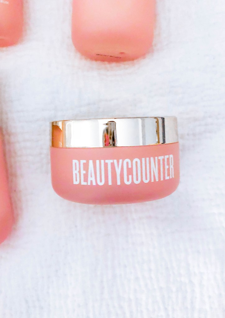 Beautycounter countertime jar