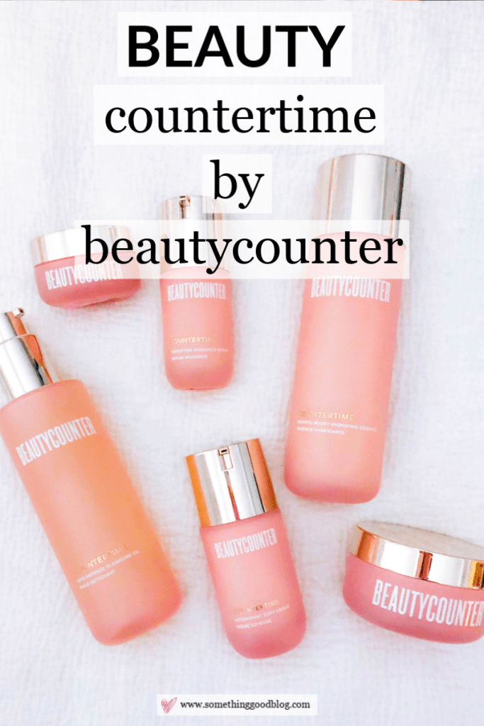 Beauty countertime by Beautycounter