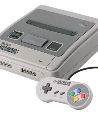 SNES Reproduction & Modding Parts