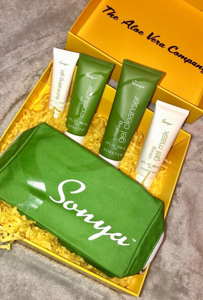 Forever Living takes on combination Skin - Review