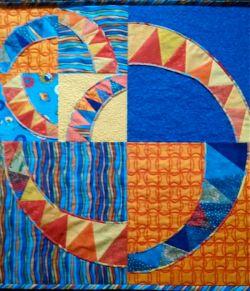 blue playmat