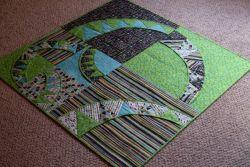 green playmat