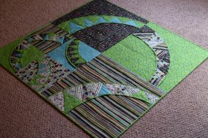 green playmat