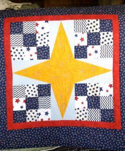 patriot's star