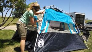 tent four