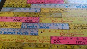 yardstick quilt