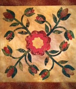 rose of sharon vintage