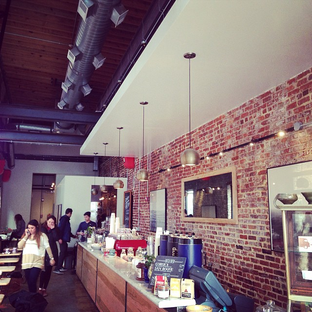 La Colombe in DC– YUM
