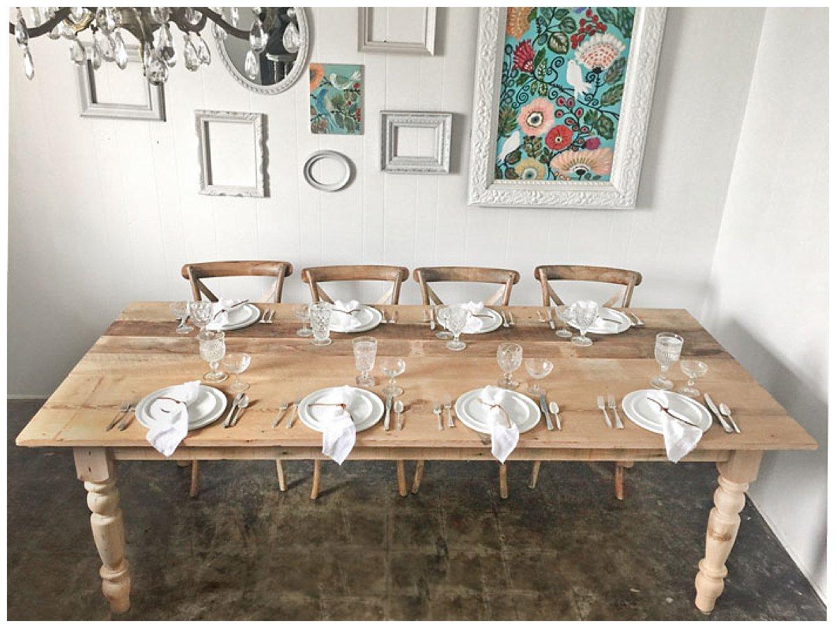 Dc Farm Table Rentals Maryland Wedding Vintage Rentals_0037