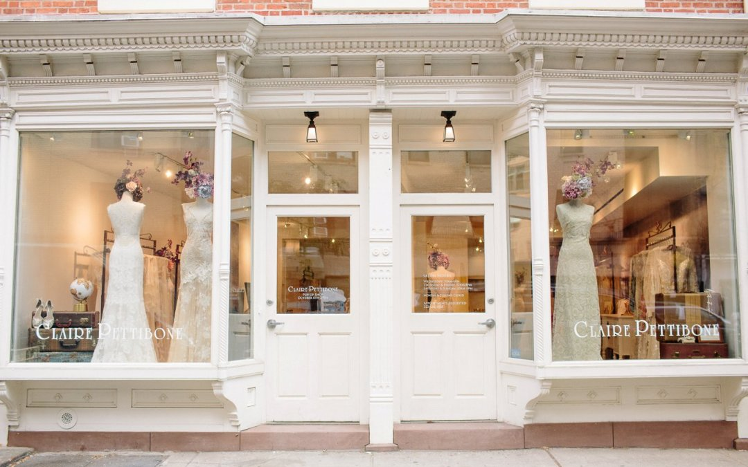 Claire Pettibone Pop-Up Shop    New York, NY
