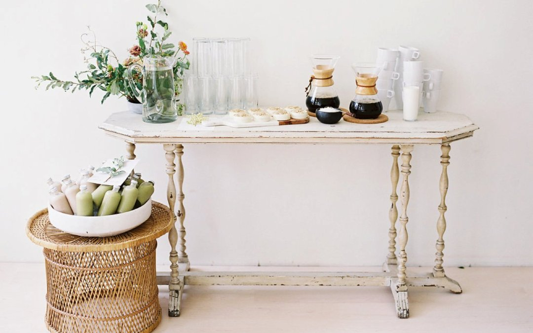 An Organic & Serene Baby Shower, Washington DC || Take Care Shop