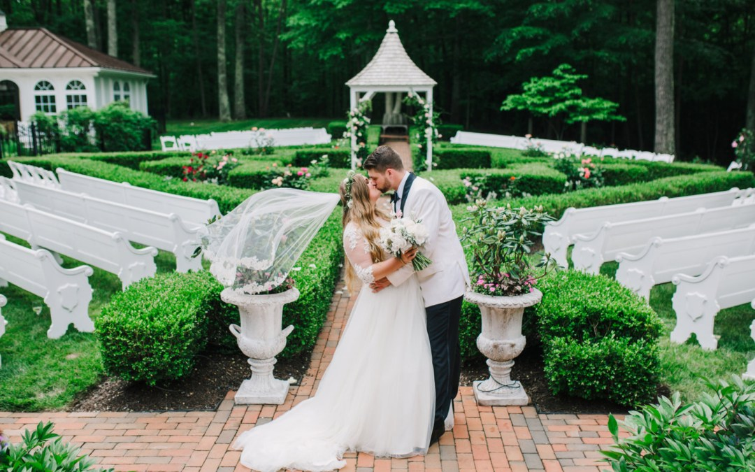An Elegant Memorial Day Estate Wedding || Davidsonville, MD