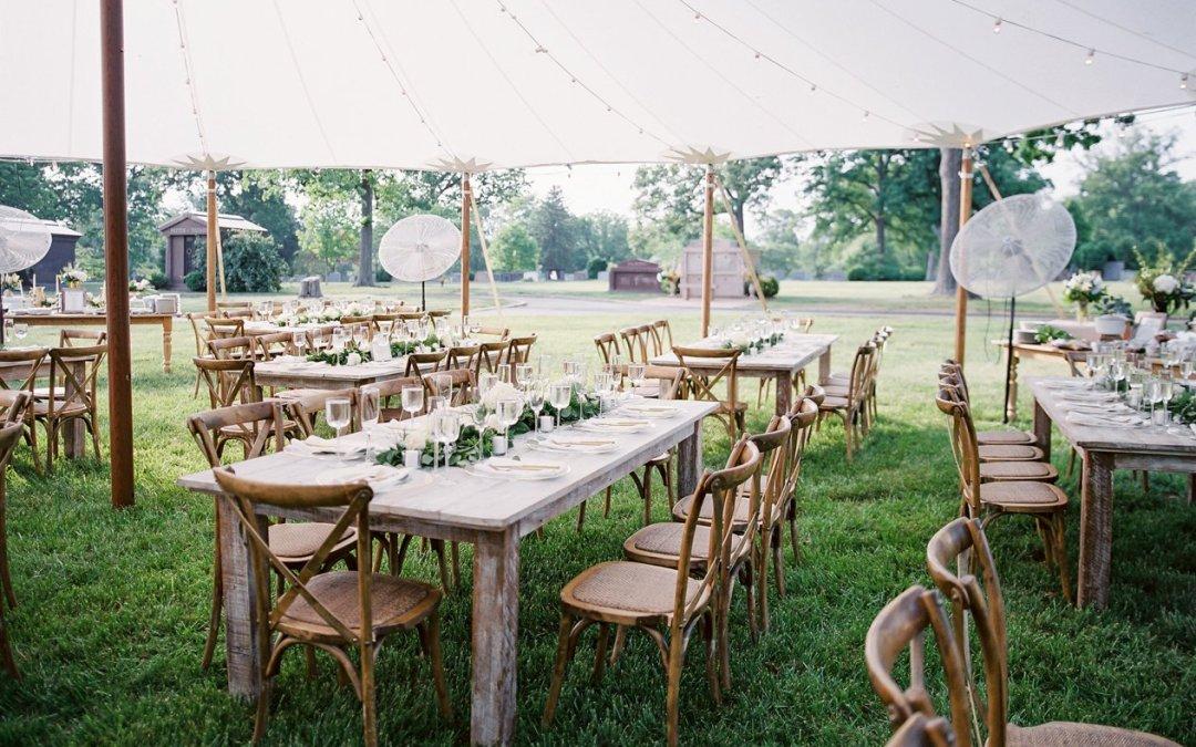 Austin + Justin || A Timeless June Wedding in Arlington, VA