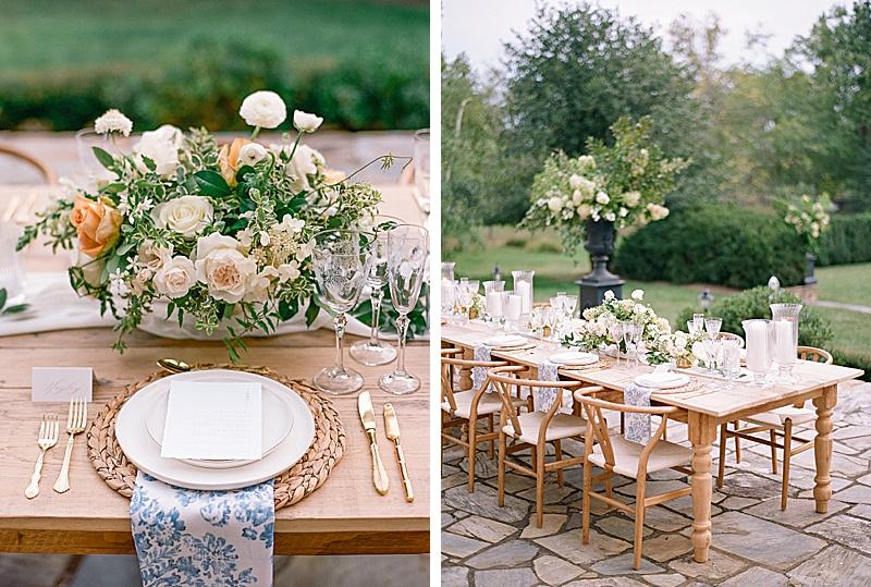 Katie + Luis || An Intimate Wedding in Middleburg, VA