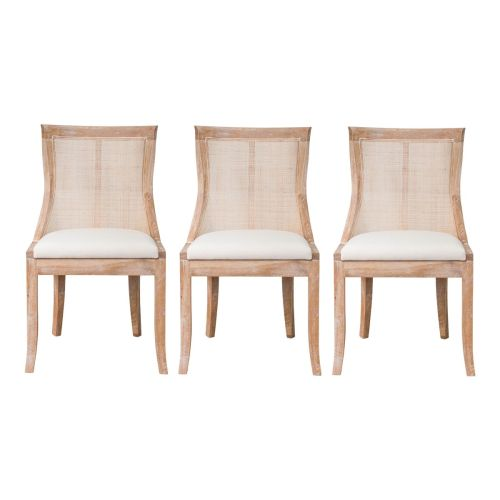 The Yves: Cane Chairs